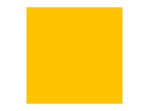 LEE FILTERS • Quarter Mustard Yellow- Rouleau 7,62m x 1,22m