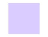 Filtre gélatine LEE FILTERS Special pale lavender 702 - feuille 0,53m x 1,22m