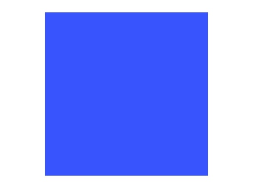 LEE FILTERS • Bedford blue - Feuille 0,53m x 1,22m