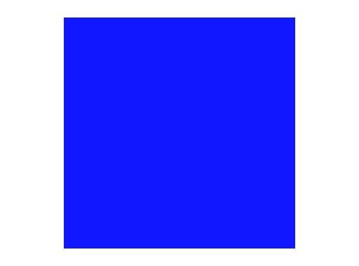 LEE FILTERS • Elysian blue - Rouleau 7,62m x 1,22m