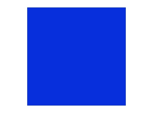 LEE FILTERS • Cabana blue - Feuille 0,53m x 1,22m