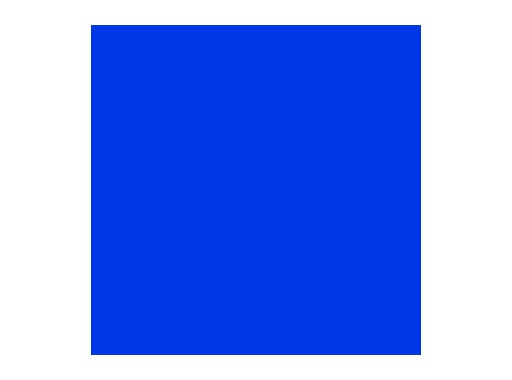 LEE FILTERS • Berru blue ht - Feuille 0,50 x 1,22m
