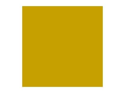 LEE FILTERS • Mustard Yellow - Feuille 0,53 x 1,22m