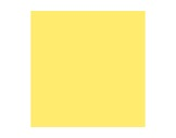 Filtre gélatine LEE FILTERS Lee yellow 765 - feuille 0,53 x 1,22m