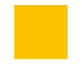 Filtre gélatine LEE FILTERS Egg Yolk yellow 768 - feuille 7,62m x 1,22m