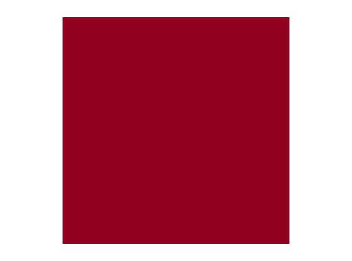 LEE FILTERS • Marius Red - Rouleau 7,62m x 1,22m