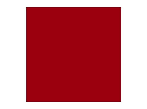 LEE FILTERS • Blood red - Rouleau 7,62m x 1,22m