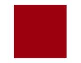 Filtre gélatine LEE FILTERS Blood red 789 - rouleau 7,62m x 1,22m