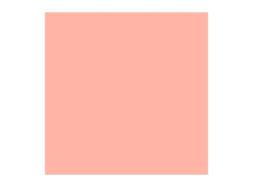 LEE FILTERS • Moroccan pink - Feuille 0,53m x 1,22m