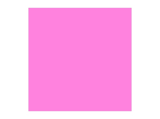 Filtre gélatine LEE FILTERS Pretty'n pink - feuille 0,53 x 1,22m