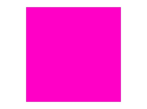 LEE FILTERS • Magical magenta - Feuille 0,53 x 1,22m