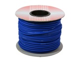 CABLE MICRO • Bobine 100m Sym BLEU 2x0,22mm ext Ø6mm-audio