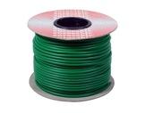 CABLE MICRO • Câble Sym VERT 2x0,22mm ext Ø6mm au mètre-audio
