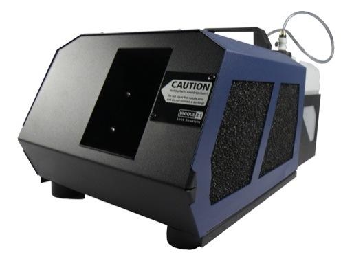 LOOK • UNIQUE 2 Machine à brouillard DMX + 2 l de liquide