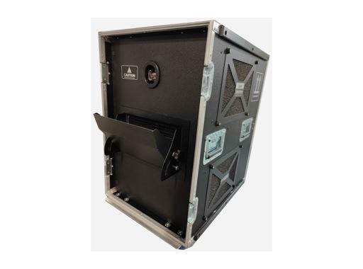 LOOK • Machine à fumée VIPER de Luxe flight case & turbine
