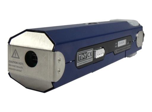 LOOK • Machine à fumée TINY CX portable miniature