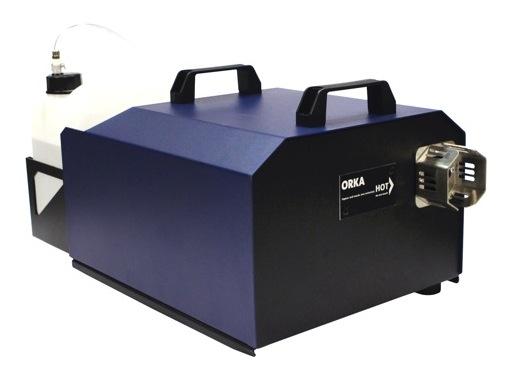 LOOK • Machine à fumée ORKA 9 kW