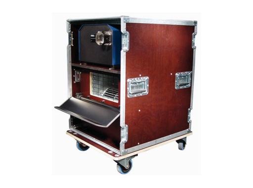 LOOK • Machine à fumée ORKA en flightcase avec ventilo 9 kW