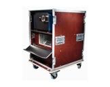 Machine à fumée ORKA en flightcase avec ventilo 9 kW - LOOK-effets