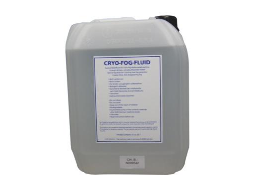 LOOK • Liquide pour CRYO FOG fumée lourde 25L