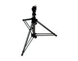 MANFROTTO • Pied poursuite noir 88-147 cm 1 jambe réglable-structure-machinerie