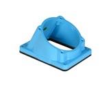 MARECHAL • DS3 manchon incliné 30° poly bleu-cablage