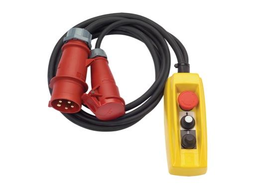 Boite à bouton • commande 1 moteur en alimentation directe
