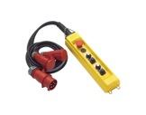 Boite à bouton • commande 2 moteurs en alimentation directe-palans