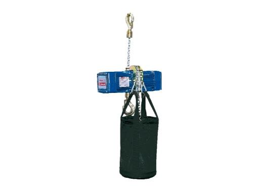 DONATI • Palan inversé complet 4m/min-1000kg-12m-TRI 380V