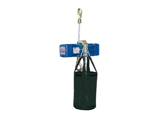 DONATI • Palan inversé complet 4m/min-250 kg-15m-TRI 380V