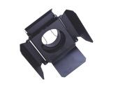 MOLE RICHARDSON • Volet CTM4 noir pour MAC 50 & 75-eclairage-archi-museo