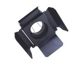 MOLE RICHARDSON • Volet noir pour MM85-eclairage-archi-museo