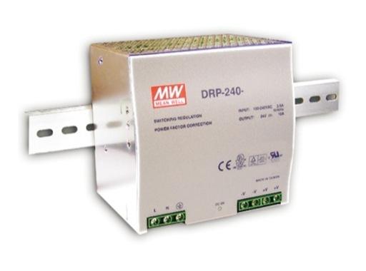 Alimentation • Rail DIN 240W 24V 10A