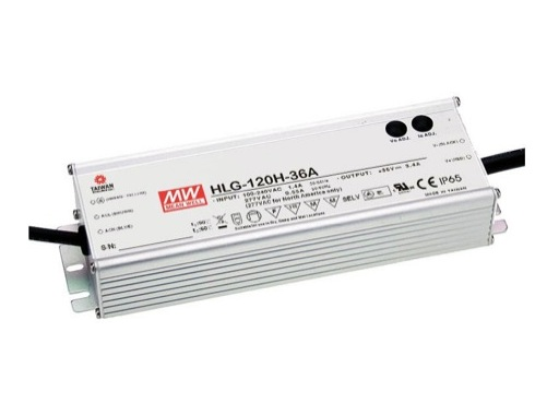 Alimentation • LED 120W 12V 10A IP65