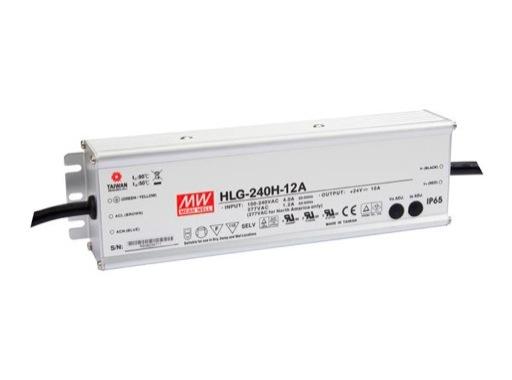 Alimentation • LED 240W 12V 16A IP65