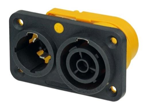 NEUTRIK • Embase double powerCON true one 240V/16A