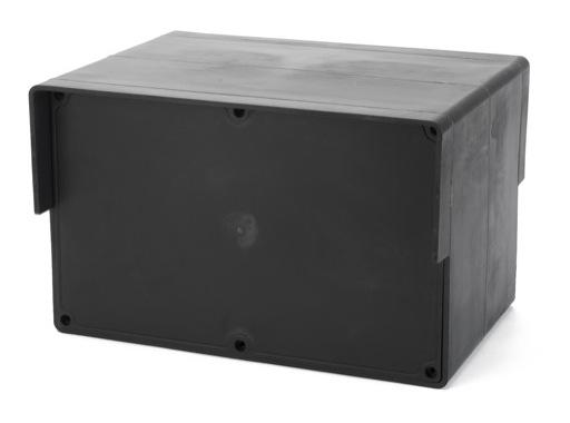 """PCE • """"KREMS"""" Boitier 400x328x238 (emplacement 18 modules)"""