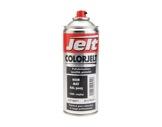 JELT • COLORJELT Peinture noir mat 400 ml RAL 9005-produits-de-maintenance