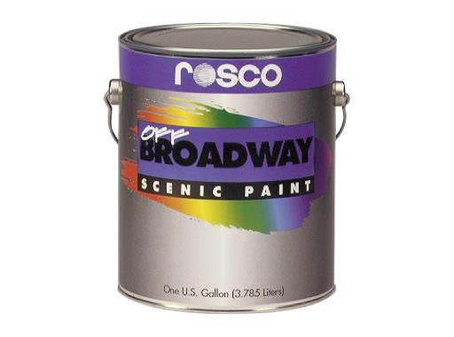 OFF BROADWAY • Orange - 1 Gallon
