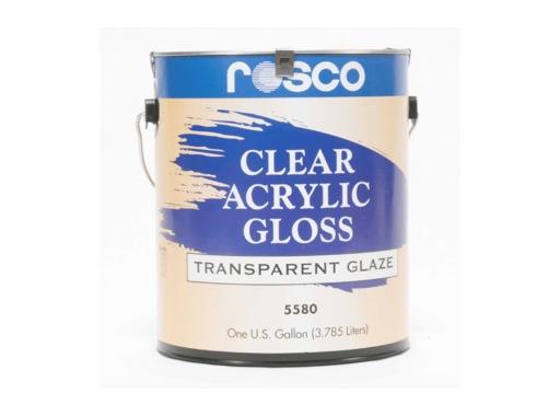 Clear Gloss • Acrylic