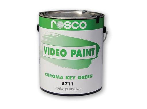 CHROMA KEY • Green - 1 Gallon