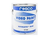 VIDEO PAINT • Ultimatte Blue - 1 Gallon-textile