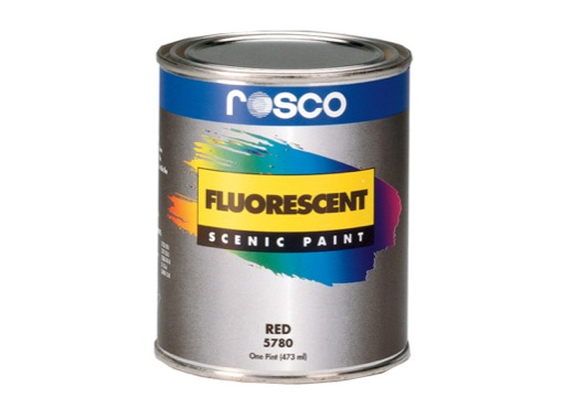 FLUO • Red - 1 Pint (0,473 L)
