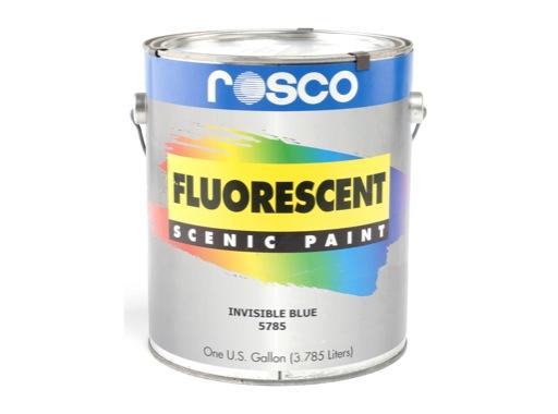 FLUO • Invisible Blue - 1 Gallon