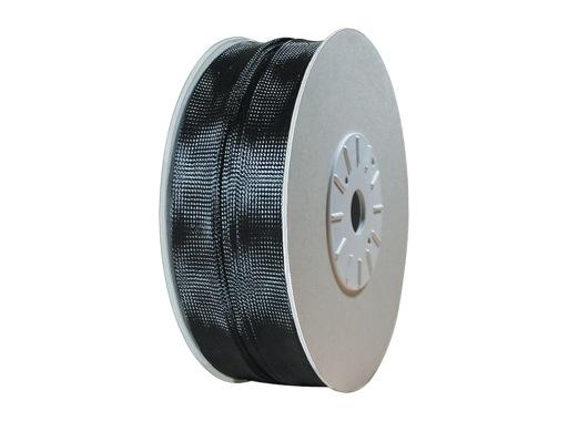 PLIOSIL • Bobine Ø 8 mm de 100 mètres de gaine tressée