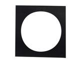 R.JULIAT • Porte filtre métal 180 x 180 mm-eclairage-spectacle