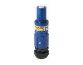 POWERLOCK 400A • Fiche drain Neutre Bleu Pg29 120° - 1000V-powerlock