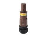POWERLOCK 660A • Fiche drain Ph1 Marron à sertir 240° PG36 - 1000V-cablage