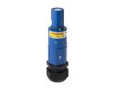 POWERLOCK 660A • Fiche drain Neutre. Bleu à sertir 240° PG36 - 1000V-cablage