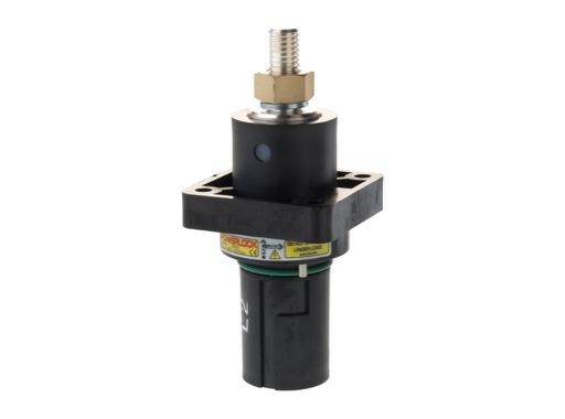 POWERLOCK 400A • Embase drain Ph2 Noir M12 - 1000V